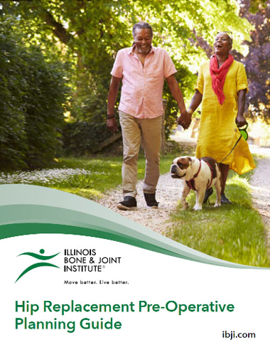Hip Replacement Pre-Operative Planning Guide cover