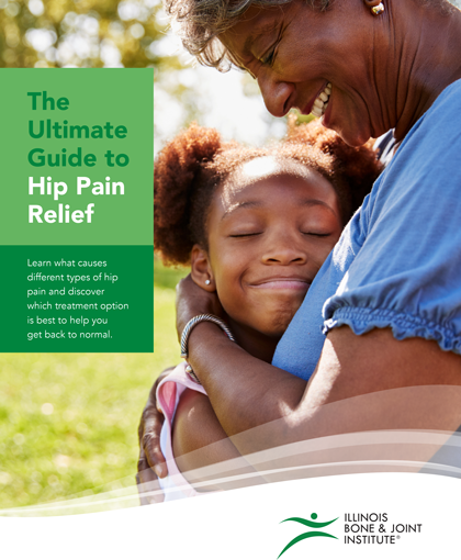Ultimate Guide to Hip Pain Relief Cover
